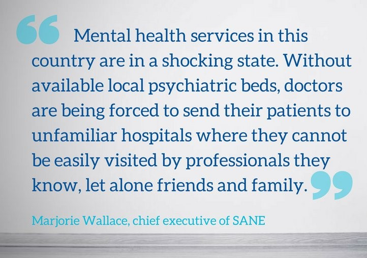 Out-of-area mental health placements on the rise(1)